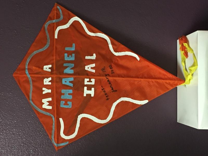 Myra Chanel Ical Kite