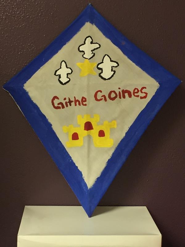 Githe Goines Kite