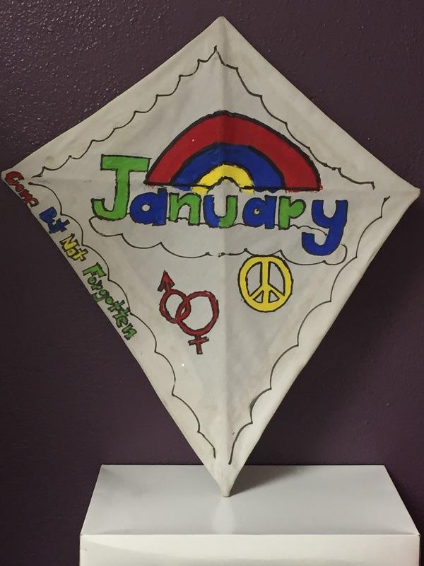 January Kite