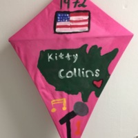 Kitty Collins Kite