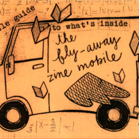 The Fly-Away Zine Mobile