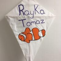 Rayka Tomaz Kite