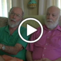 Lee Roden and Merlin Spillers ~ interview clip 1