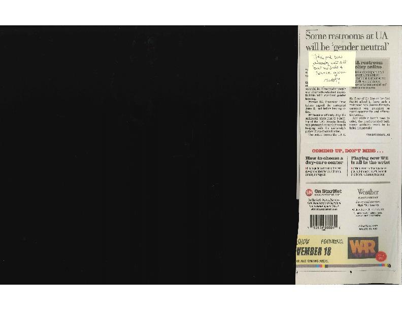2006 Arizona Daily Star - UA Trans Bathroom Access.pdf