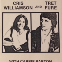 CWC presents Cris Williamson and Tret Fure