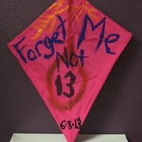 Forget Me Not Kite