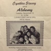In Concert: The New World Sound of Cynthia Stacey and Alchemy