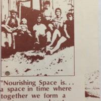 Nourishing Space